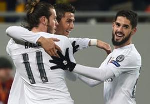 پیش بازی رئال مادرید - مالمو