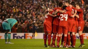 پیروزی لیورپول مقابل بوردو د در لیگ اروپا