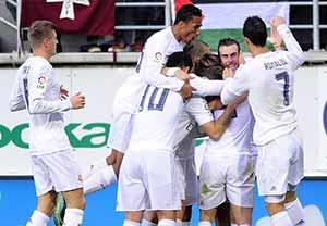 ترکیب اصلی رئال مادرید- مالمو