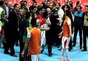 صحبت های رئیس کمیته انضباطی راجع به جنجال فوتسال گیتی پسند-منصوری