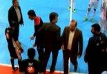 توضیحات تقوی در مورد اتفاقات بازی شهید منصوری