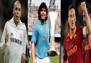 10 ستاره ای که قهرمان جام باشگاه های اروپا نشدند!