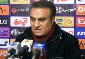 کاظمی: بعد از بازی حقایق زیادی را خواهم گفت