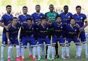 ترکیب استقلال خوزستان در بازی بزرگ هفته