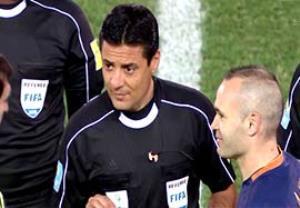 آغاز فینال جام باشگاه های جهان با سوت فغانی