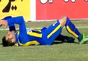 ناراحتی مفرط محمد ابراهیمی بعد از گلزنی به تیم سابقش!