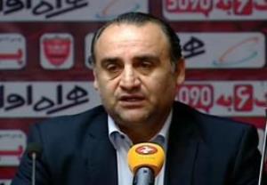 پایان قرارداد عبدی با فدراسیون فوتبال