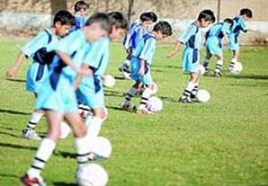 استعدادیابی در تیمهای پایه توسط فدراسیون فوتبال