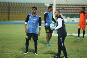 تمرین تراکتور امشب در ورزشگاه محمد بن زائد