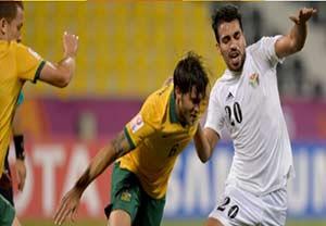 اردن 0-0 استرالیا