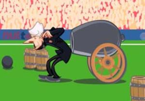 رونده همیشگی آرسنال در لیگ جزیره(انیمیشن)