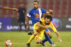 گلزنى نورى در قطر