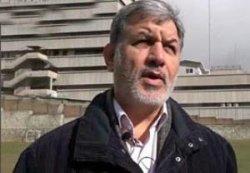 گفتگو با عباسی مدیر عامل تراکتور سازی قبل از بازی با راه آهن