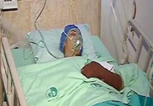 روز های سخت سارا عبدالملکی در بیمارستان