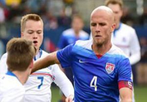 آمریکا 3-2 ایسلند