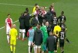 درگیری پایان بازی موناکو - نیس