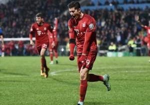 پیروزی بایرن برابر بوخوم در جام حذفی
