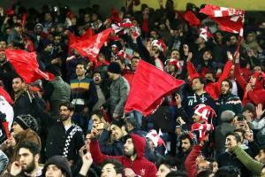 1500 هوادار، سهم پرسپولیس در بازی با پارس جنوبی