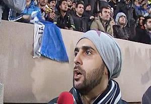 اعتراض هواداران و حواشی بعد از بازی نفت تهران - استقلال