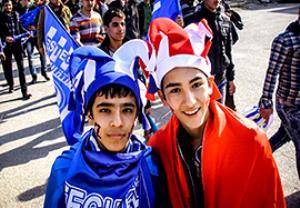 هفته 21 لیگ برتر از نگاه تماشاگران
