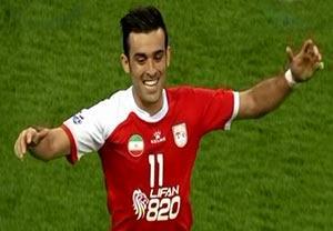 خلاصه بازی الجزیره 0-1 تراکتورسازی