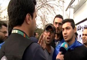 اعتراض شدید هواداران استقلال به رایگان نبودن بازی