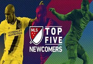 5 بازیکن تازه وارد لیگ MLS