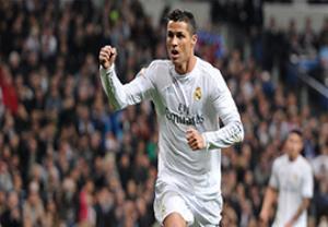 27 هتریک رونالدو در رئال مادرید