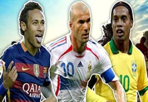 19 مهارت و تکنیک به یاد ماندنی و منحصربفرد دنیای فوتبال