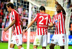 خلاصه بازی آنتالیااسپور 3-0 بورسااسپور (گلزنی اتوئو)