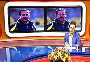 گفتگو با شیخ لاری سرمربی جدید شهرداری اردبیل