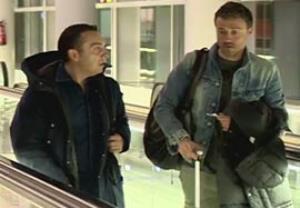 ورود بازیکنان بارسلونا به کاستلیون برای دیدار با ویارئال