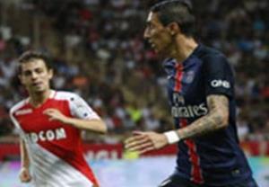خلاصه بازی پاری سن ژرمن 0-2 موناکو