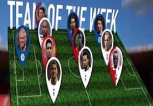 تیم برتر هفته 31 لیگ برتر جزیره انگلیس