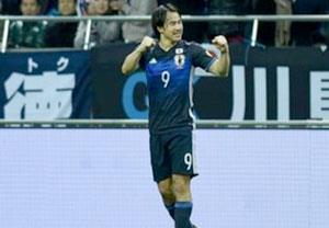 گلهای بازی ژاپن 5-0 افغانستان
