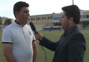 مصاحبه با حافظی سرمربی تیم نفت مسجد سلیمان (اختصاصی ورزش3)