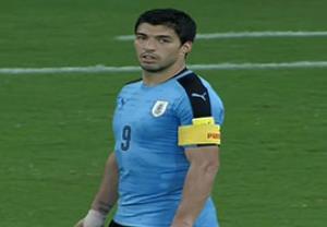 خلاصه بازی برزیل 2-2 اروگوئه