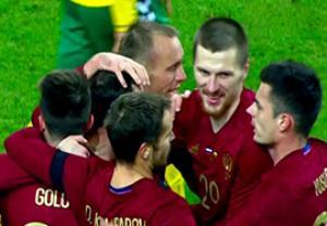 خلاصه بازی روسیه 3-0 لیتوانی