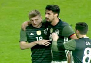 سوپر گل  کروس؛ آلمان - انگلیس