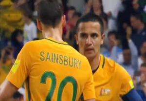 گلهای بازی استرالیا 5-1 اردن