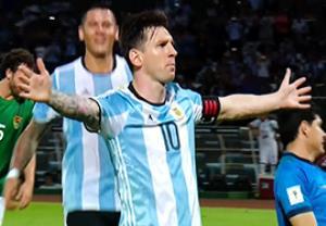 خلاصه بازی آرژانتین 2-0 بولیوی