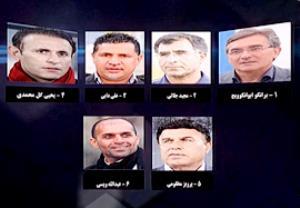بیوگرافی و عملکرد مربیان برتر فوتبال ایران در سال 94