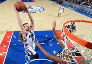 برترین اسلم دانک های بسکتبال NBA در هفته نهم
