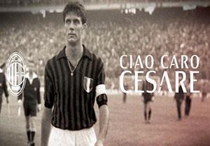 به یاد چزاره مالدینی اسطوره فوتبال ایتالیا