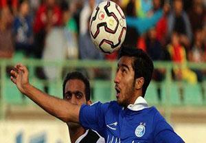 محسن کریمی بازی با سپاهان را از دست داد