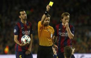داور بازی برگشت اتلتیکو-بارسلونا مشخص شد