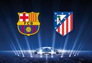 نگاهی ویژه به تقابل اتلتیکومادرید و بارسلونا در لیگ قهرمانان اروپا