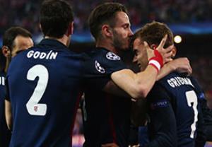 خلاصه بازی اتلتیکومادرید 2-0 بارسلونا