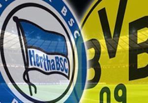 خلاصه بازی بورسیا دورتموند 2-0 هرتابرلین