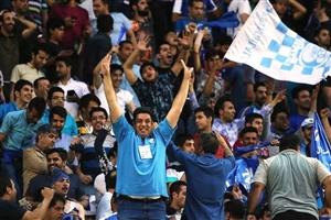 35هزار استقلالی در استادیوم آزادی (عکس)